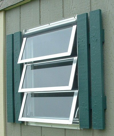 Awning windows jalouise windows shed windows and more for Florida style windows