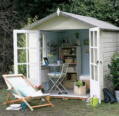 Beau Office Shed