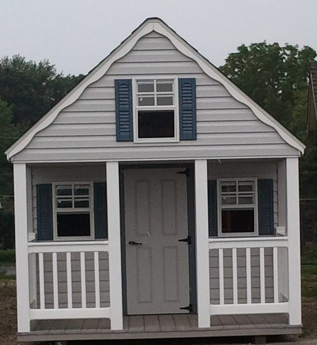 Playhouse Windows & Playhouse Doors | Shed Windows and More 843-393-1820