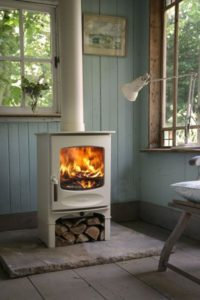 Shed Wood Stove